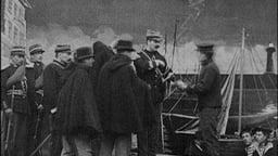 Landing Of Dreyfus At Quiberon