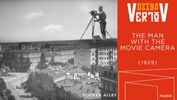 Man With A Movie Camera - Musical Accompaniment by The Alloy Orchestra
