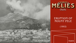 The Eruption of Mount Pelee