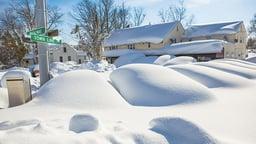 Epic Snowfall and the Lake Effect