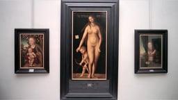Venus and Cupid (1509) - Lucas Caranach the Elder