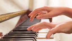 Basic Piano Rhythm and Fingering