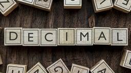 Visualizing Decimals