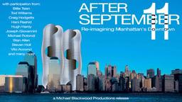 After September 11: Re-imagining Manhattan's Downtown