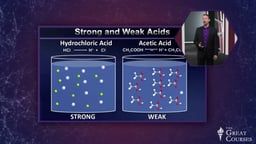 Weak Acids and Bases