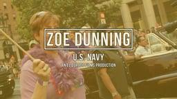 Veteran Documentary Corps: Zoe Dunning