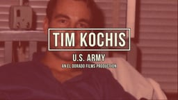 Veteran Documentary Corps: Tim Kochis