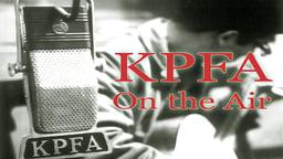 KPFA - On the Air