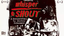 whisper & SHOUT - flüstern & SCHREIEN