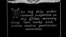 The Dirigible Los Angeles (1924)