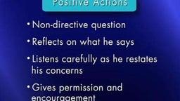 Blocks to Effective Communication