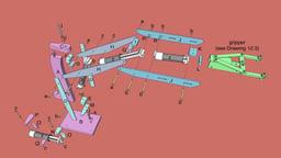 Design a Hydraulic Arm