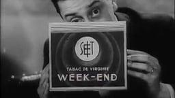 Week-End (1938)--Fernandel