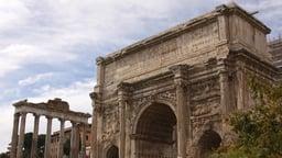 Along the Via Sacra to the Capitoline