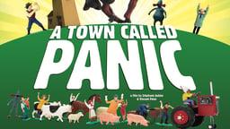 A Town Called Panic - Panique au village