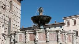 Arezzo, Perugia, and Assisi