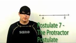 Segment Postulates & Angle Postulates