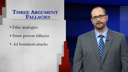 Fallacies in Your Opponent's Arguments