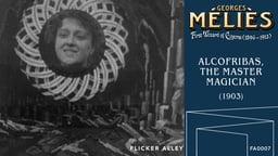 Alcofribas, The Master Magician