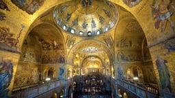 The Basilica of San Marco