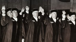 Nazi Law: Legally Blind - The Manipulation of Law Under Hitler