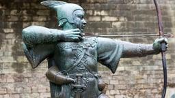 Robin Hood--The Outlaw Hero