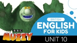 British English for Kids - Unit 10