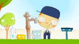 The Day Henry Met... A Sponge