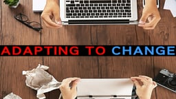 Business Management & HR Training Adapting to Change