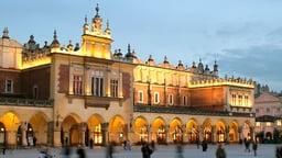 Kraków—Crossroads of Europe