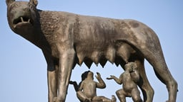 Romulus, Remus, and Rome's Origins