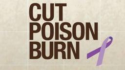 Cut Poison Burn