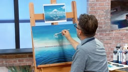 Painting Water and Clouds