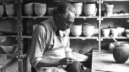 The Leach Pottery - Bernard Leach