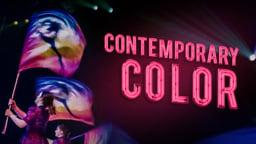 Contemporary Color - David Byrne Celebrates the Creativity of Color Guard