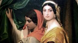 Herodias Has John the Baptist Beheaded