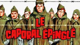 Caporal épinglé - Vanishing Corporal
