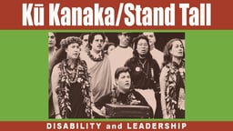 Kū Kanaka (Stand Tall) - A Native Hawaiian Leader