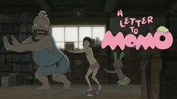 A Letter to Momo - Momo e no tegami