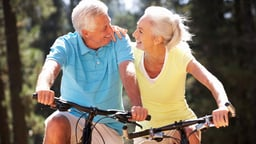 Aging with Optimism—A Holistic Approach