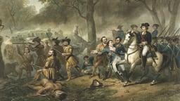 George Washington Takes Command