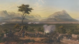 The Mexican-American War of 1846-1848