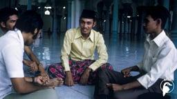 Azhari Ali - An Acehnese University Student
