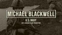 Veteran Documentary Corps: Michael Blackwell