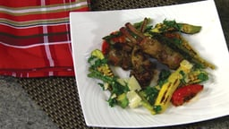 Grilling and Broiling-Dry-Heat Cooking without Fat