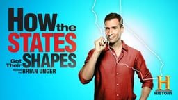 How The States Got Their Shapes - Season 1