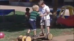 Preschoolers: Physical Development