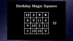 The Joy of Mathematical Magic