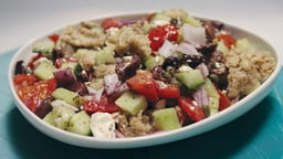 Health and Wellness - A Mediterranean Diet