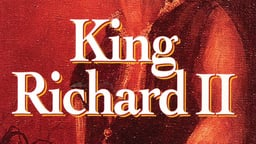Shakespeare Series: King Richard II